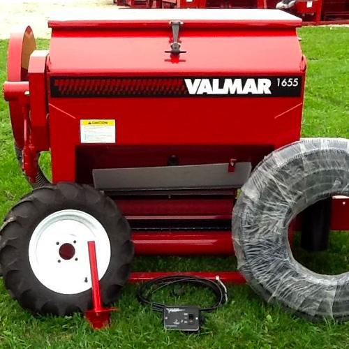 Cover Crop Equipment