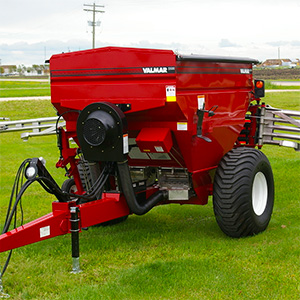 valmar fertilizer spreader